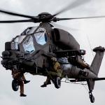 Helicopter EDA-BAF Adjt Bart Roselle