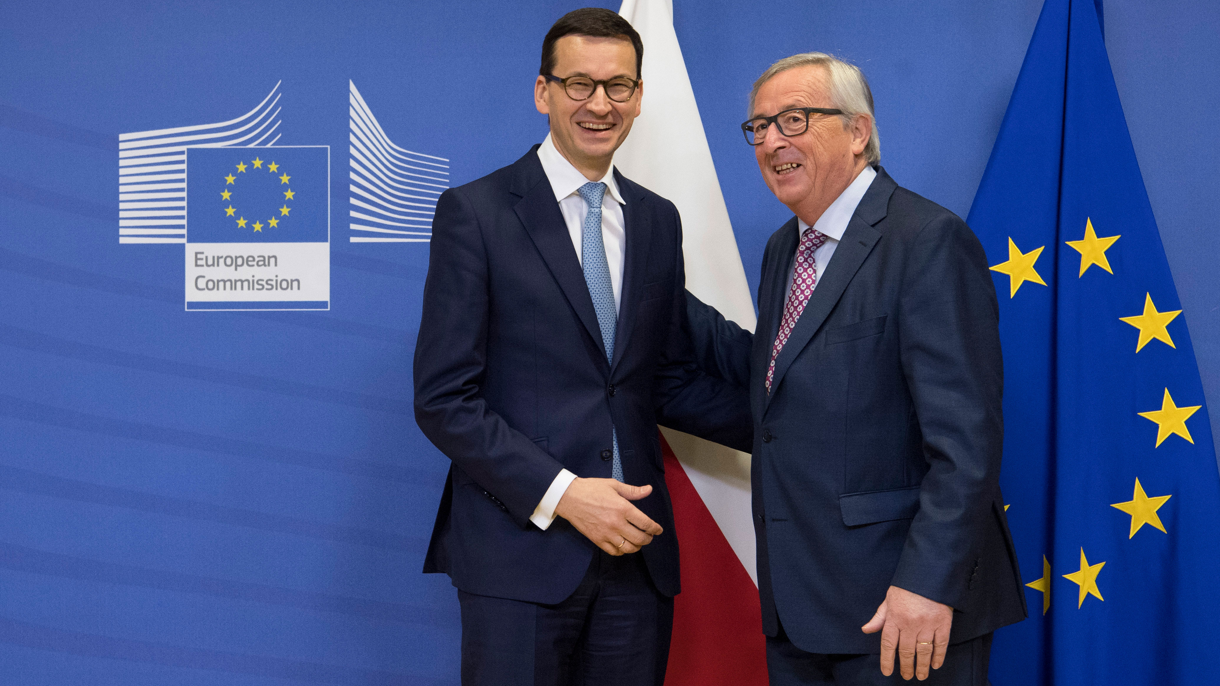 The 'rule of law crisis', Europe's most existential challenge